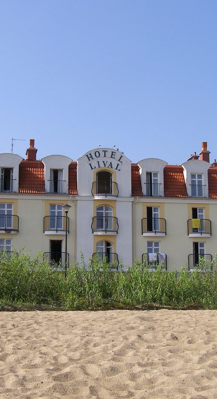Hotel Lival on the beach, Gdansk