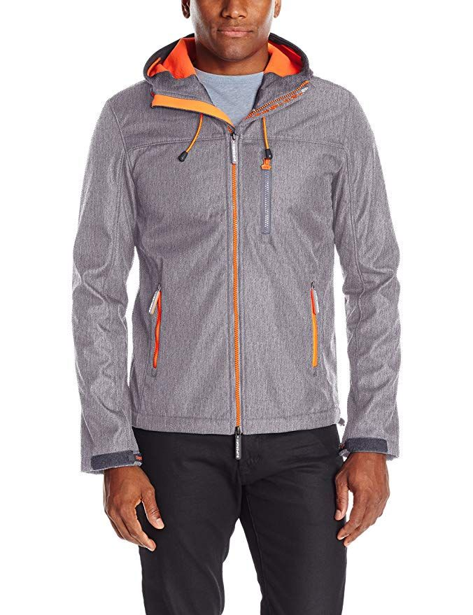 Affiliate  Superdry Men s Hooded Wind Trekker Jacket 374a904d205