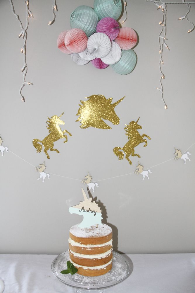 See the full party http://www.littlehepburn.com/2017/01/21/unicorn-party-audreys-first-birthday/
