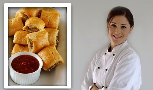 Home Made Sausage Rolls : Food : The Home Channel
