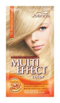Piaskowy blond - kraina łagodności. Jeśli chcesz upodobnić się do uwodzicielskiej Marylin Monroe - nic prostszego. Kolor i odżywienie dostępne od zaraz i w jedną  chwilę.
