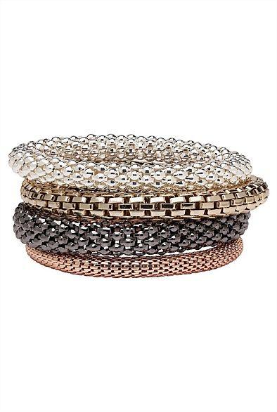 Twist Bracelet Set #witcherywishlist