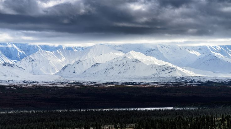 Snow-Covered Foothills by Tom Stoncel on 500px