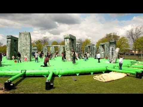 The Bouncy Bouncy Druids -  Mitch Benn