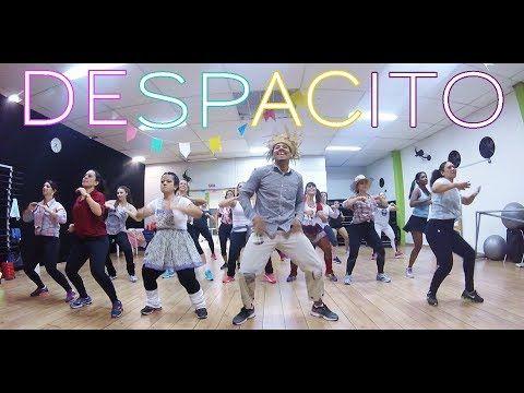 ZUMBA | DESPACITO - Luis Fonsi ft Daddy Yankee | Prof. Brown Andrade - YouTube
