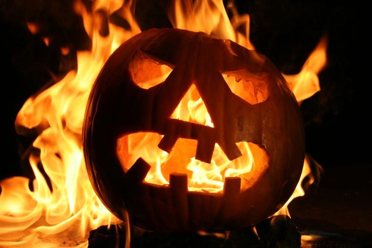 Burn baby burn!Crafts Ideas, Horrifying Halloween, Halloween Fun, Holidays Parties Ideas, Halloween Fal, Jack O' Lanterns, Cut Pumpkins Soak, Halloween Ideas, Halloween Celebrities