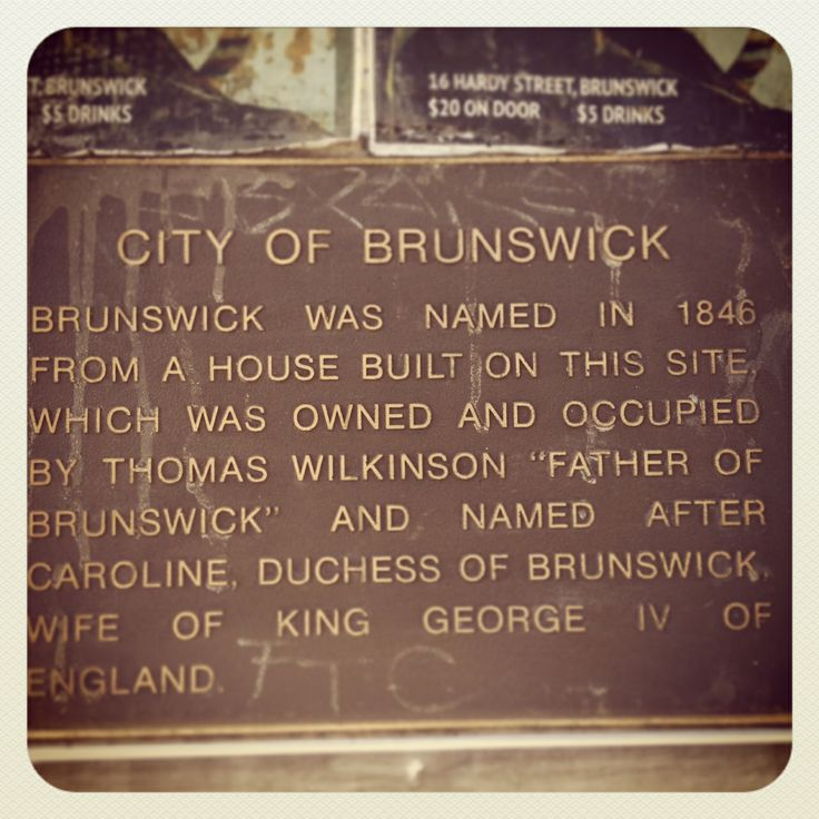 Did you know? #ThrowBackThursday #FactOfTheDay #SydneyRd #Brunswick