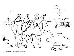 Resultado de imagen de heilige drei könige ausmalbild