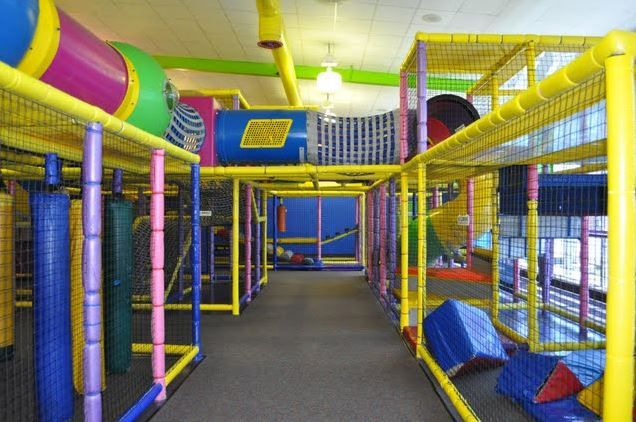 There S Fun For Young And Old To Be Had At The Slinky