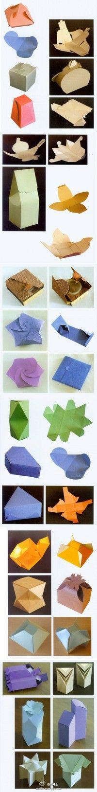 动手达人:简易的包装。。。 学起来~…_来自hexagram的图片分享-堆糖网