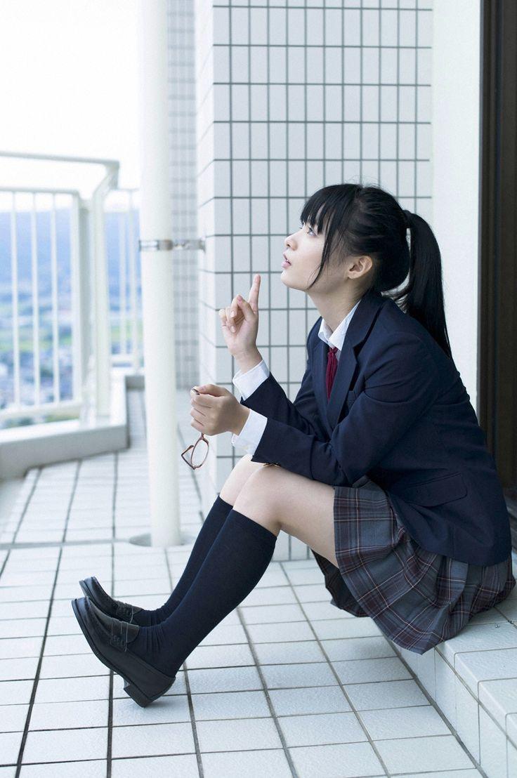 Kawaii Japanese School Girl Uniform  Ropa Costplay -5194