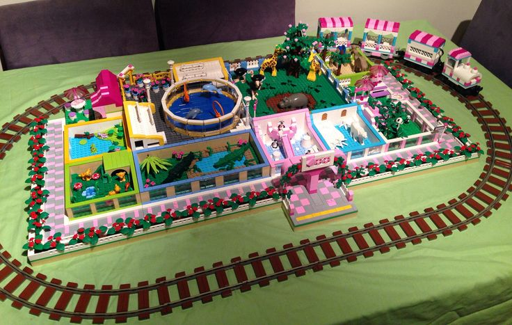 Lego zoo   Flickr - Photo Sharing!