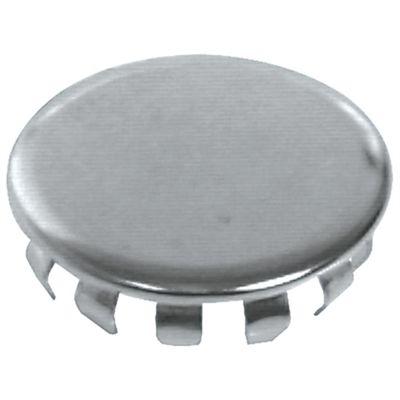 Hillman Chrome Plated Steel Hole Plug