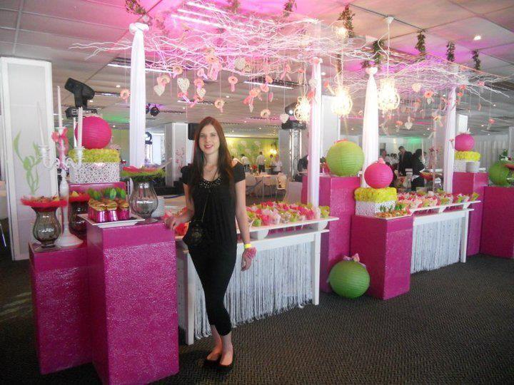 Durban July VIP Lounge 2010