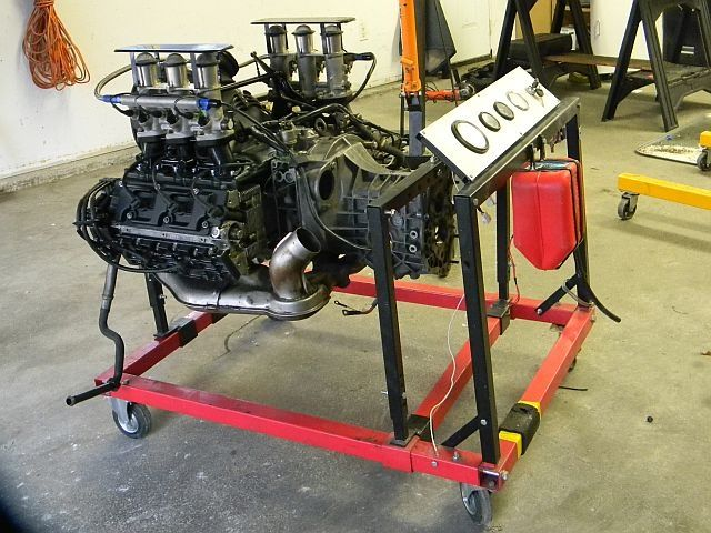 23 Best Images About Engine Test Stands Diy On Pinterest