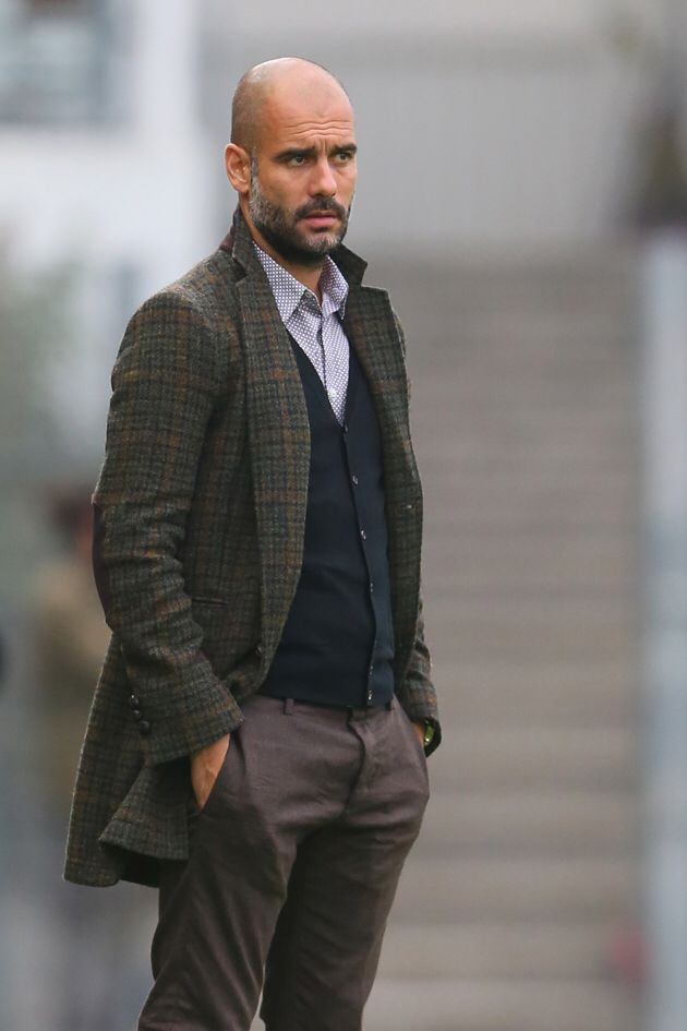 15 Best Guardiola Style Images On Pinterest Pep Guardiola Bald Men Style And Men 39 S Style