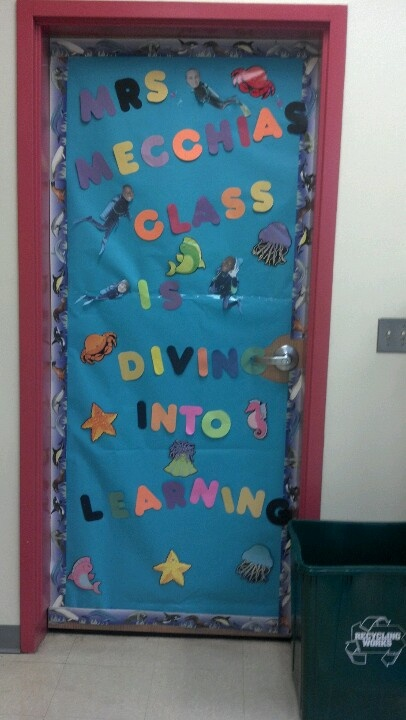Under The Sea Classroom Decoration Ideas ~ Best images about under the sea on pinterest scubas