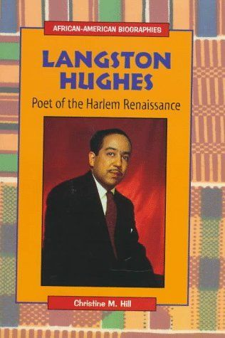 African American Art and Harlem Renaissance ~ poet Langston Hughes