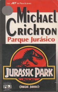 Aluc¡Nada: Parque Jurasico I y II - Michael Crichton