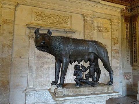 Musei Capitolini di Roma - comori de arta