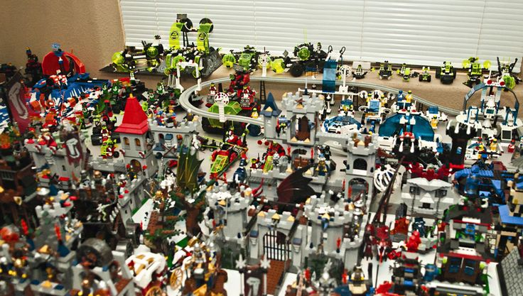 WHITE Technologies 2033: Авторская колонка: Лего - рекорд