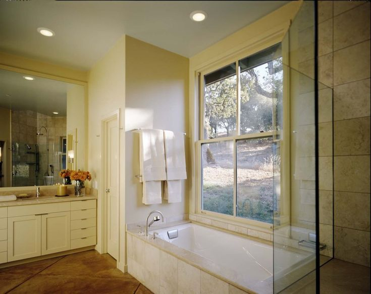 Marvelous Kohler Bathtubs In Bathroom Contemporary With Low Profile Tub  Next To Towel Bar Placement Alongside