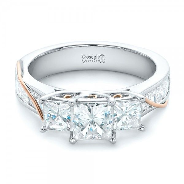 1000+ Ideas About Princess Cut Rings On Pinterest