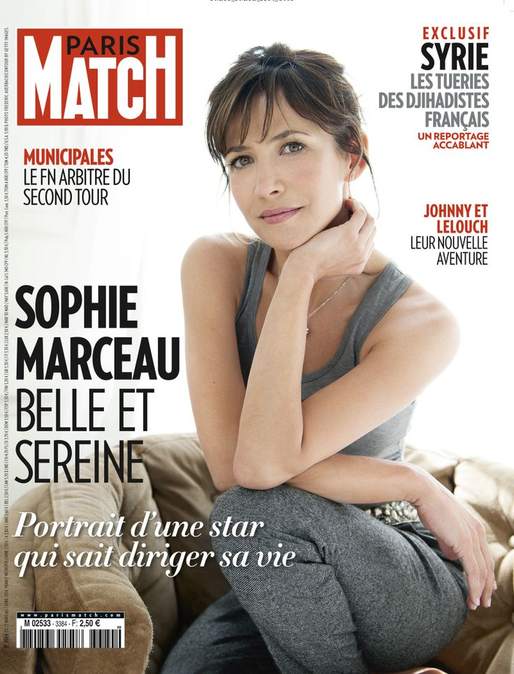 cette semaine dans paris match g n ration sophie marceau depuis trente ans elle incarne le. Black Bedroom Furniture Sets. Home Design Ideas
