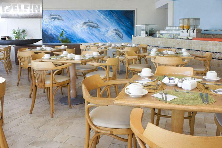 """Restaurante """"El Delfín"""": Hotels Calinda, Del Hotels, Delfín Hotels"""