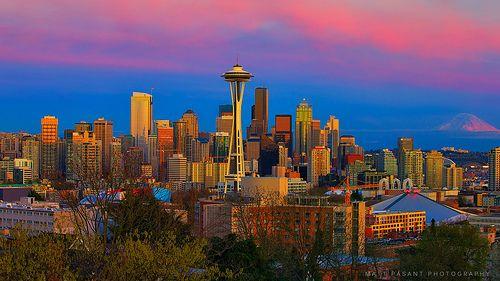 Seattle, USA.