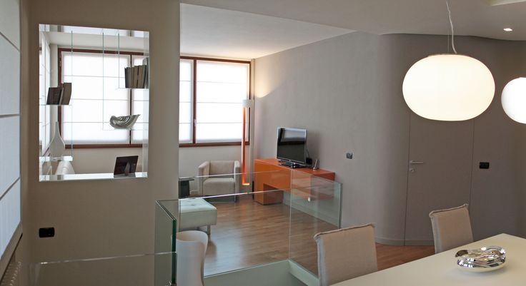 Casa GO, Parma, Italia (ReCS Architects: Pier Maria Giordani ▪ 2012)