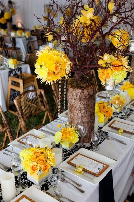 Best images about yellow wedding ideas