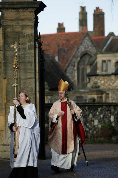 Justin Welby Photos: The Archbishop of Canterbury Gives First Christmas Day Sermon