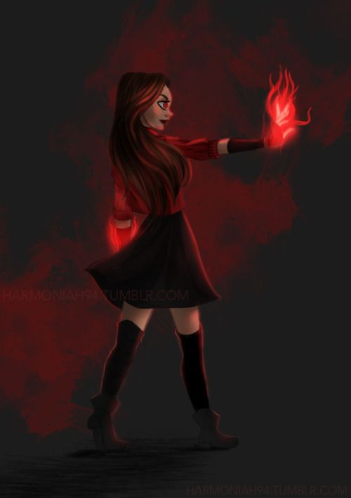 scarlet vision fan art - Buscar con Google - Visit now to grab yourself a super…