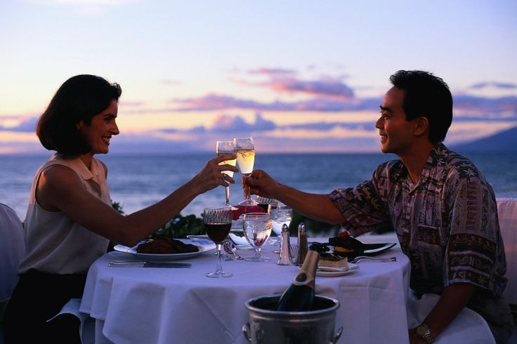 Dîner romantique pour deux: joyeuse Saint Valentin!