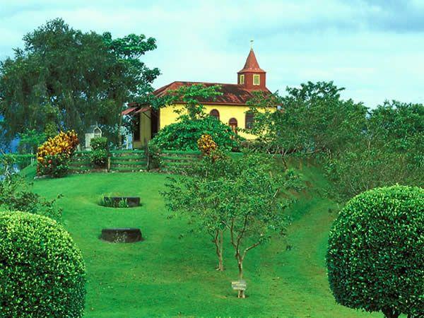Tour a la plantación de Café, Macadamia y Caña de Azúcar - Actividades - Hotel Casa Turire, Turrialba, Costa Rica
