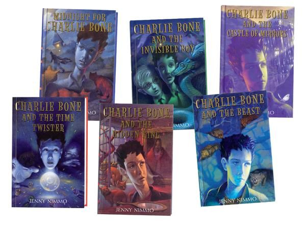 I think the Charlie Bone series is often over-looked by readers, simply because they seemed to come out around the same time as the HP series, but honestly, I like the Charlie Bone series as much as I do Harry Potter. They are must reads in my opinion.