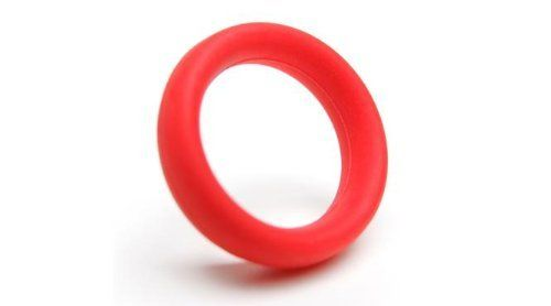 "Beginner Cockring Red 2"" by Cock Ring. $13.73. Save 54%!"