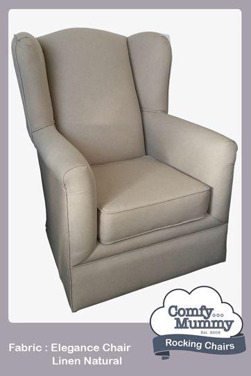 Elegance Rocking / Feeding Chair