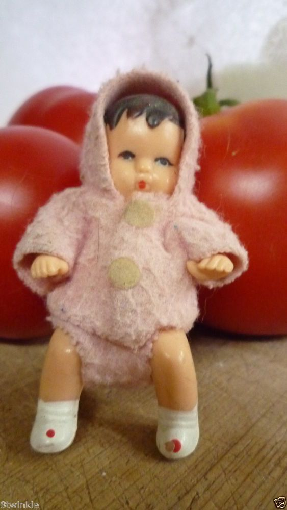 Vintage Shackman Rubber 3 Quot Mini Baby Doll Arms Amp Legs