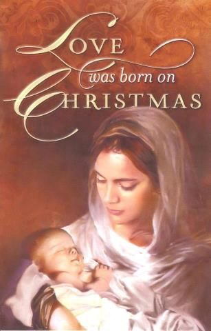 LOVE was born on CHRISTMAS - God Loves You - Share or Like if you feel his love - http://www.facebook.com/pages/God-Loves-You/177820385695769