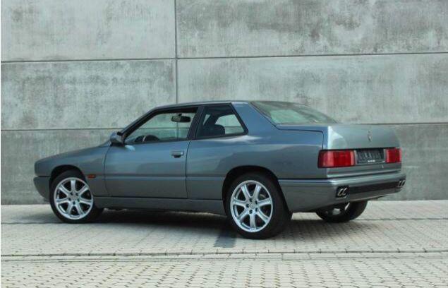 1000 images about Maserati Biturbo on Pinterest