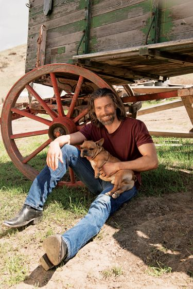 Cover Story: Anson Mount - Cowboys & Indians Magazine - August 2014