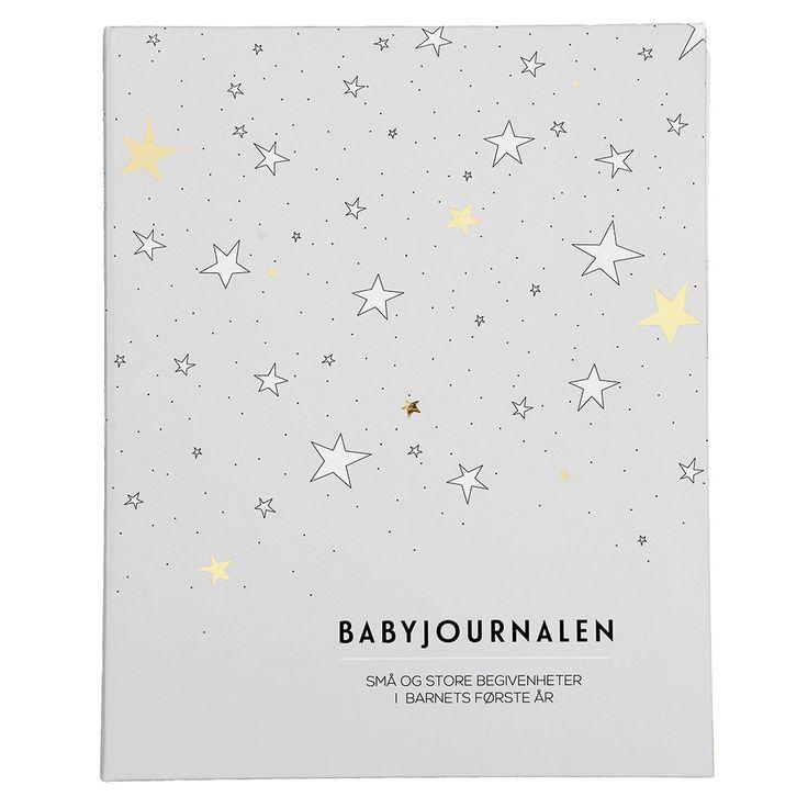 BABYBOK - BABYJOURNALEN