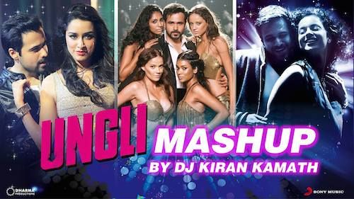 Ungli Mashup Song Video, Dj Kiran Kamath - Ungli Mashup Music Video feat. Emraan Hashmi Kangna Ranaut, Ungli (2014) Songs Mashup Full Video