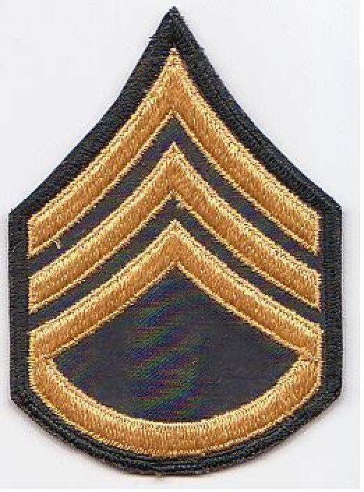 Staff Sergeant E-6 (SSG)