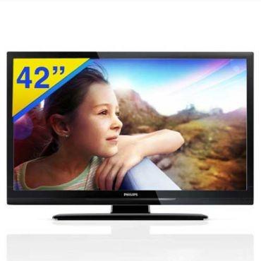 "TV LED Philips 42"" - R$1499"