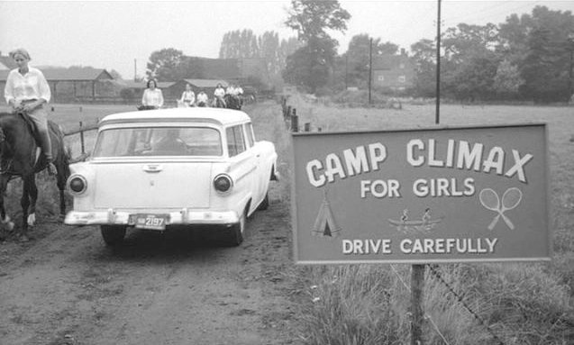 And all those years we wasted at Camp Wa-Thik-Ane when we could have been shipped off here.