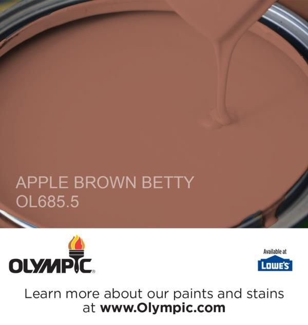 APPLE BROWN BETTY OL685.5 is a part of the reds collection by Olympic ...