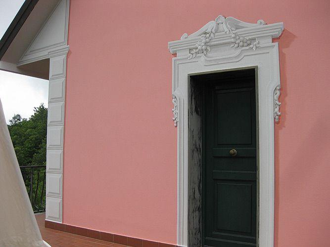 Alessandra lagomarsini decorazione dipinta restauro for Decorazione finestre